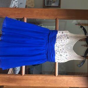 Deb homecoming dress
